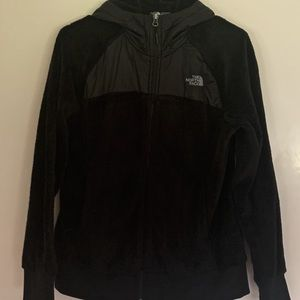 The North Face Osito Fluffy Hooded Jacket